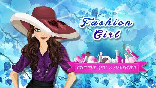 Dress up a Fashion Girl