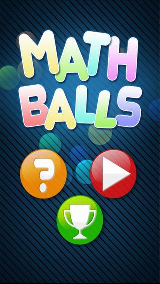 Math Balls FREE