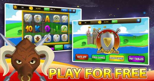 Age of War Slots: Fire Game Casino