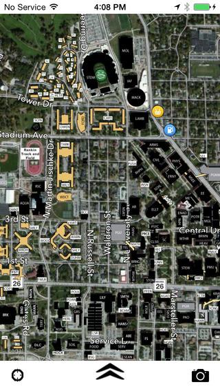 Purdue Map