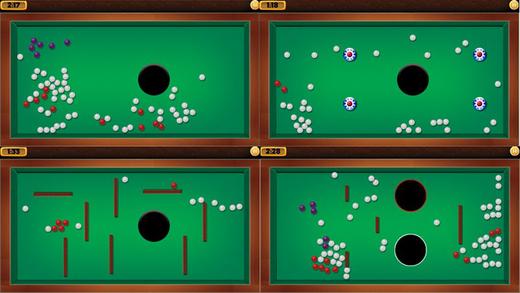 Balls and Holes Pro