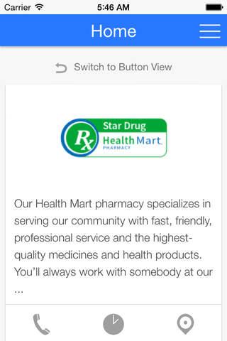 Star Drug Health Mart screenshot 1