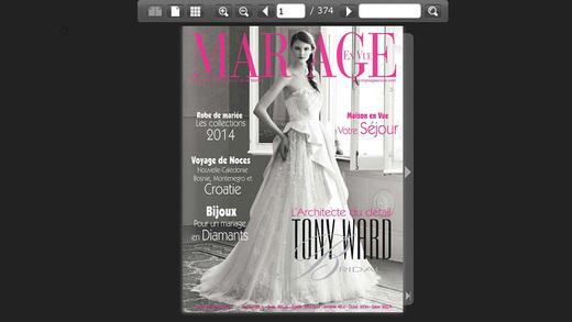 Mariage En Vue Issue 58