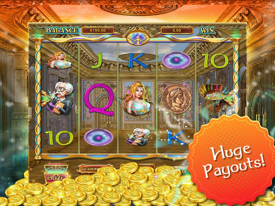 mansion online casino slots n games