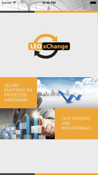 LEOxChange 2FA Key