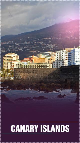 Canary Islands Offline Travel Guide
