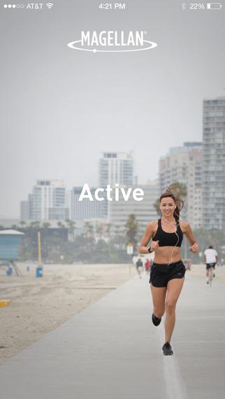 Magellan Active App