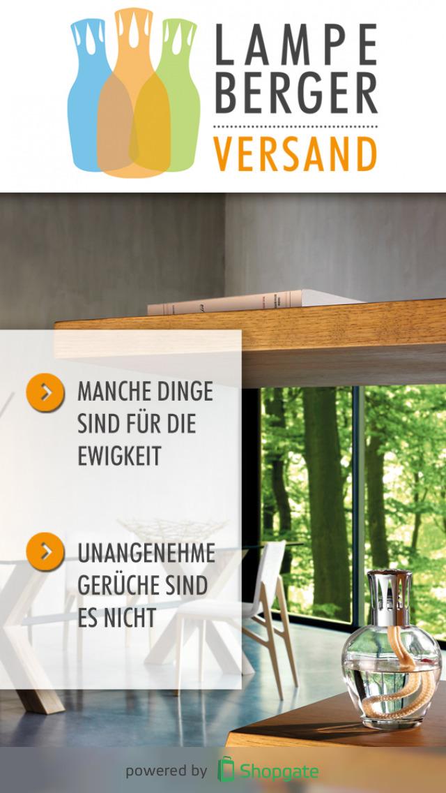 app shopper lampe berger versand shopping. Black Bedroom Furniture Sets. Home Design Ideas