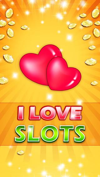 I Love Slots Online Casino Las Vegas game machines