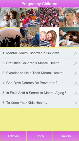 Pregnancy Children - A Guide To Understand Your Child Mental Health After Pregnant