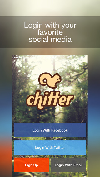 Chitter - Receive Local Freebies Offers Deals And Discounts While Shopping At Nearby Stores By Shari