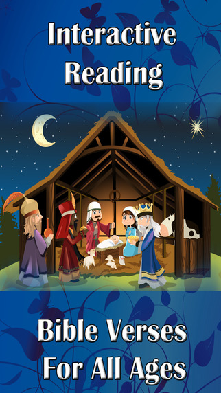 Interactive Bible Verses 11 Pro - The First Book of Kings For Children