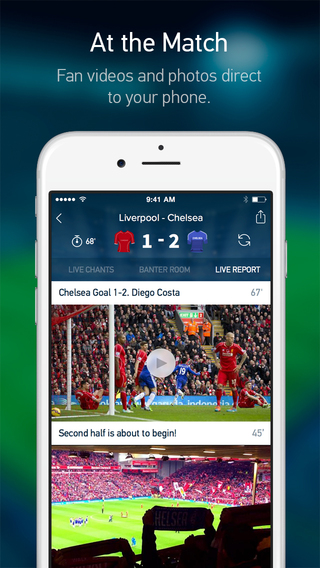 FootballNOW - Football News and Live Scores