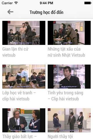 Xem Phim HD Online Phim Hai  Nhat Ban Phim Long Tieng Thuyet Minh screenshot 3