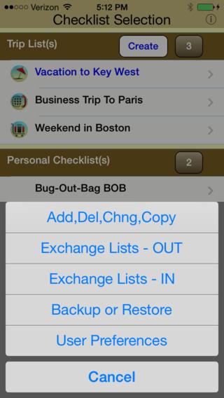 Simply Pack + iPhone Screenshot 5