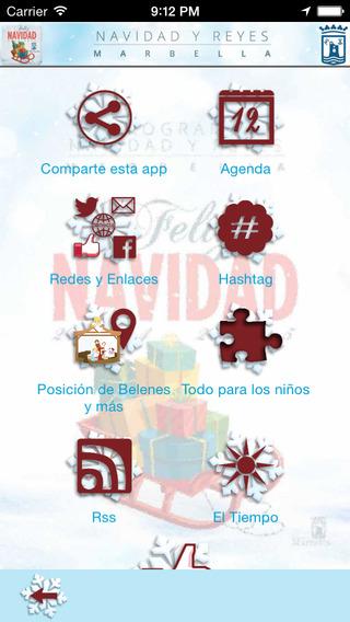 Navidad y Reyes Magos - Marbella 2015