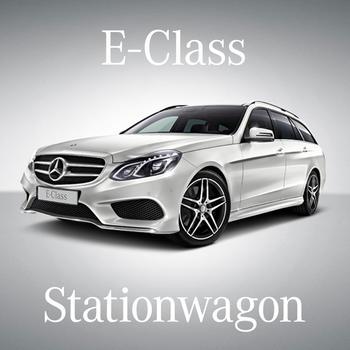E-Class Stationwagon Estimate Simulation ‐ Mercedes-Benz 生活 App LOGO-硬是要APP