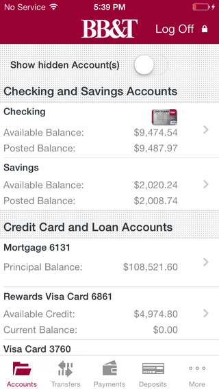 BB T Mobile Banking