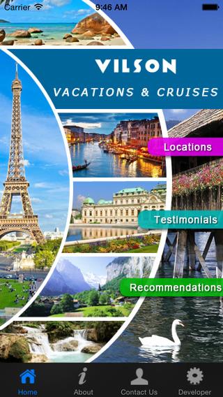 Vilson Vacations Cruises