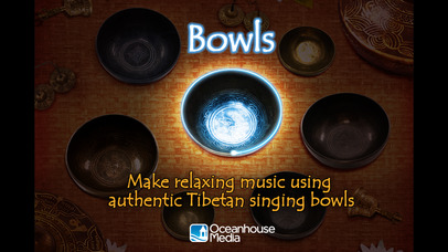 Bowls - Authentic Tibetan Singing Bowls screenshot 1