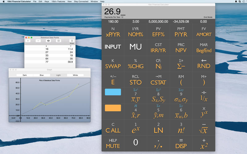 10bii Financial Calculator Screenshot - 4