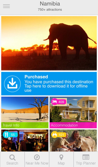 My Destination Namibia Guide
