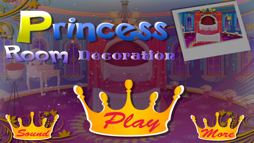Princess Room Decoration.