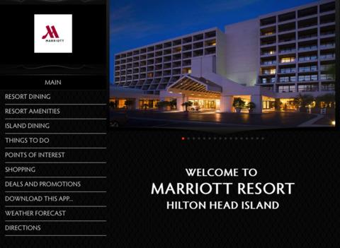 Hilton Head Marriott Resort Spa