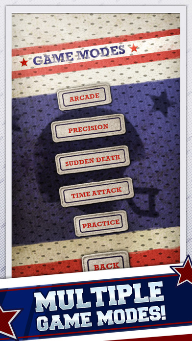 Flick Kick Field Goal Kickoff iPhone Screenshot 4