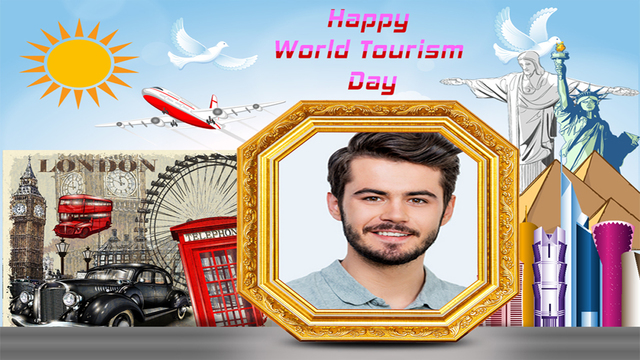 玩免費攝影APP|下載World Tourism Day Photo Frames app不用錢|硬是要APP