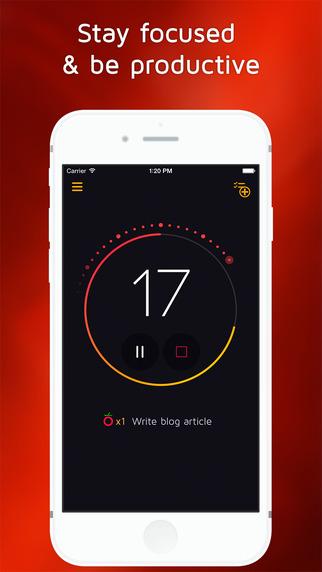 Focus Watch - 番茄时钟[iOS]丨反斗限免