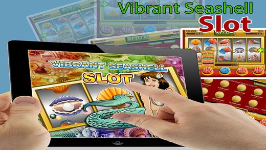 Vibrant Seashells Pro - Hit it Rich in this Shell Casino Slots