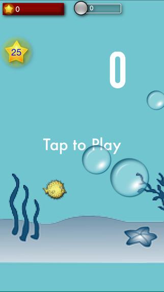 FlappyFish-CrazyFish
