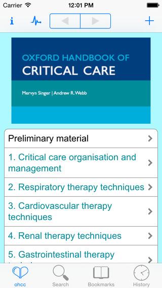 Oxford Handbook of Critical Care Third Edition