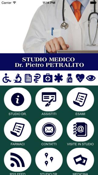 Dr. Pietro Petralito