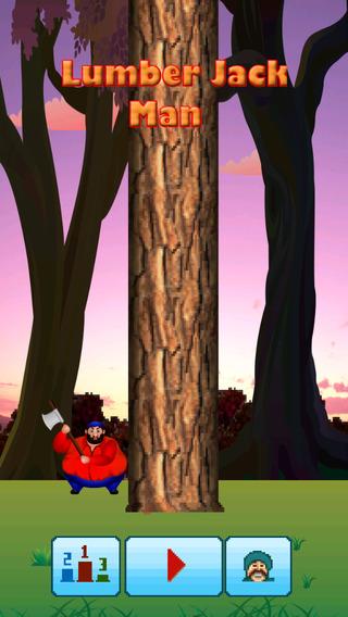 Top Lumberjack Man Best Game