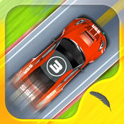 超级冲刺者 – Super Sprint Racer [iOS]