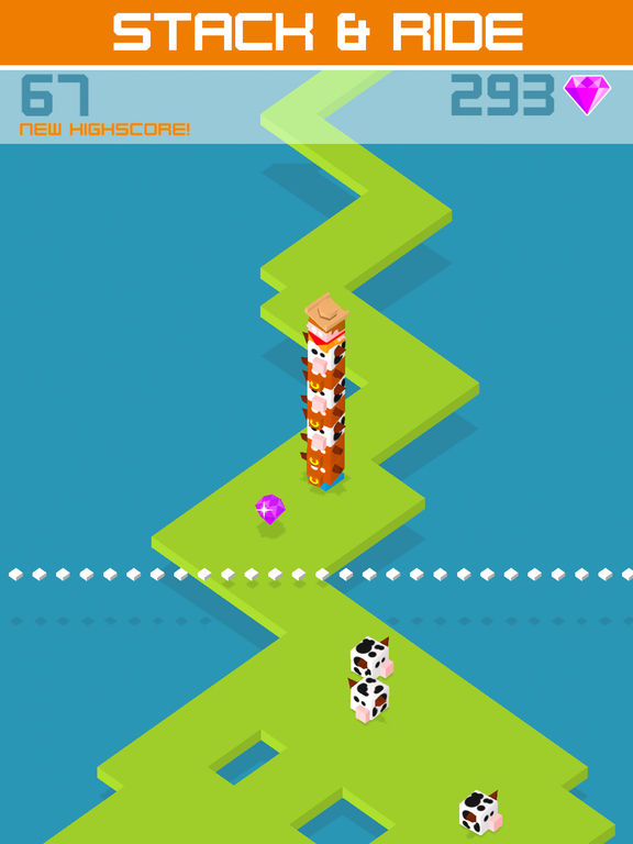 Stack & Ride Screenshot