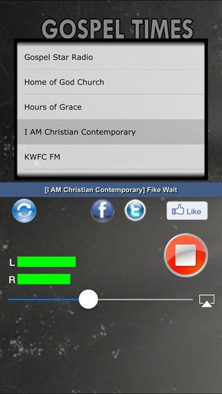 Gospel Radios Pro