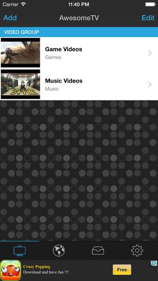 AwesomeTV Basic Video Downloader