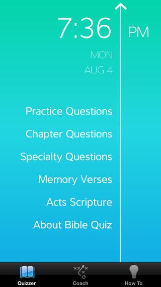 Bible Quiz 4