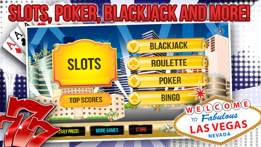 Classic Casino Blitz with Party Slots Blackjack Bonanza and More