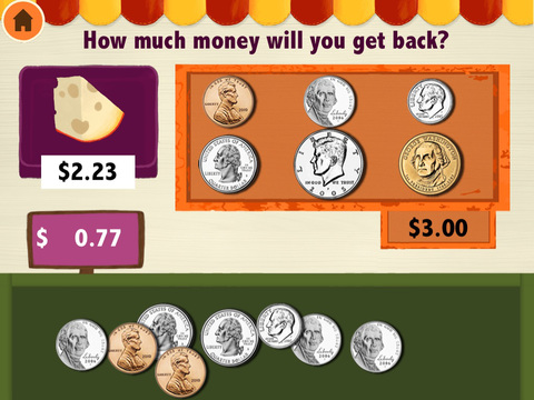 Moca Leaning Money USD