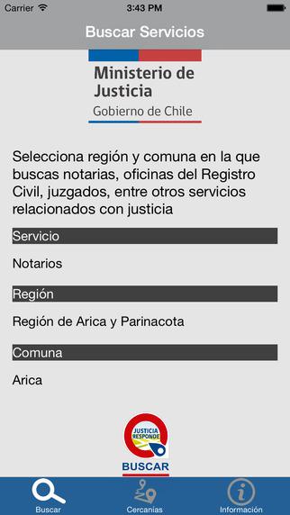 Busca Justicia