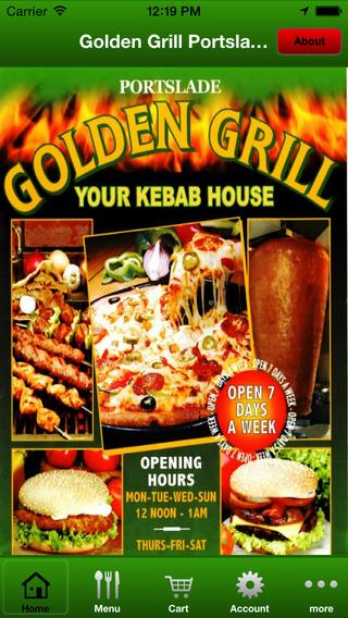 Golden Grill Portslade