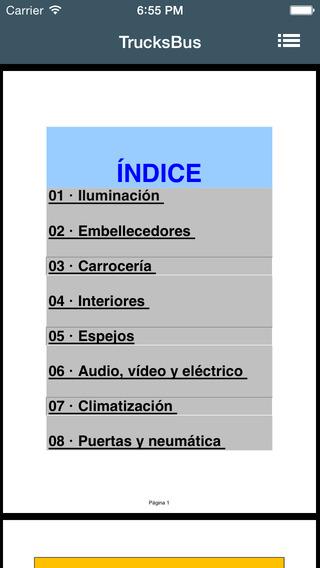 TrucksBus Catálogo