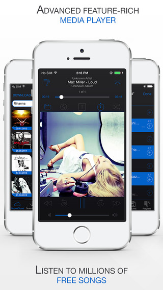 Burbon - MP3 Music Player