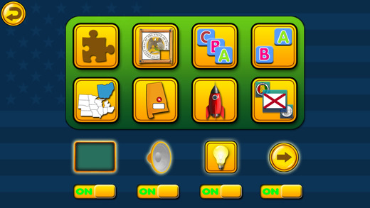 Amazing United States- U.S. Geography Educational Learning Games for Kids Teachers and Parents Free