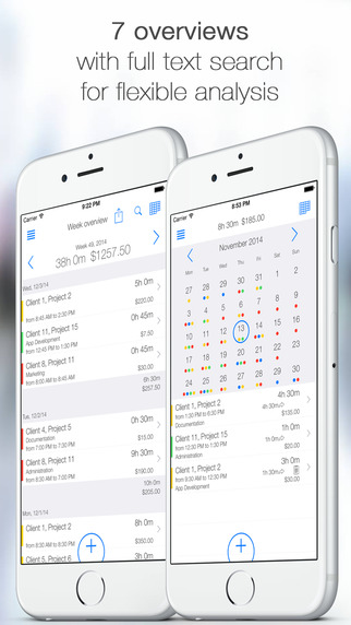 TimeTracker – 时间追踪[iOS]丨反斗限免
