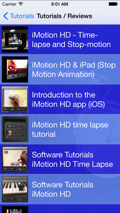 ProUserTips for iMotion HD Secrets Stop Motion Interface Edition-2